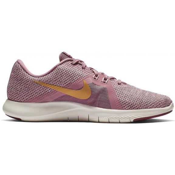 Zapatillas Nike Flex Trainer 8 AMP rosa mujer Deportes Moya