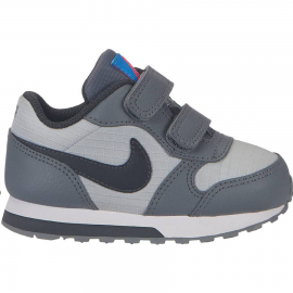 Zapatillas Nike Md Runner 2 (TDV) gris bebé