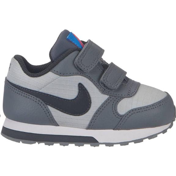 5b1359001 Zapatillas Nike Md Runner 2 (TDV) gris bebé - Deportes Moya