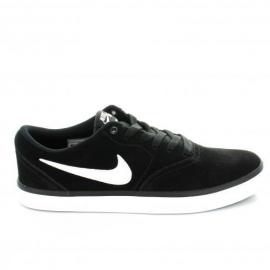 Zapatillas Nike SB Check Solar negro/blanco hombre
