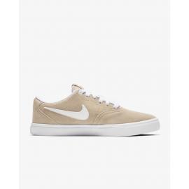 Zapatillas Nike SB Check Solar beige mujer
