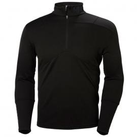 Camiseta térmica M/L Helly Hansen Lifa Active 1/2 Zip negro