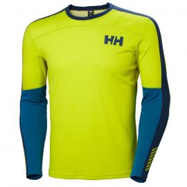 Camiseta térmica Helly Hansen Lifa Active Crew lima hombre