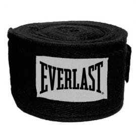 Venda boxeo Everlast EVH4454 3m negra