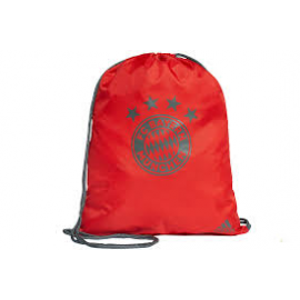 Mochila Saco Adidas Bayer Munich roja