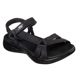 Sandalias Skechers On The Go negra mujer