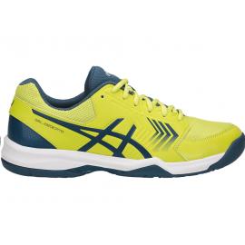 Zapatillas tenis Asics Gel Dedicate 5 amarillo hombre