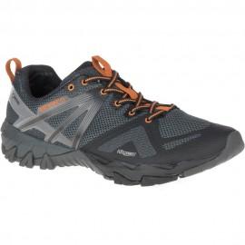 Zapatillas trekking Merrell MQM Flex GTX gris/negra hombre