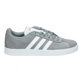Zapatillas Adidas VL Court 2.0 K gris junior