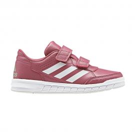 Zapatillas Adidas AltaSport CF K rosa niña