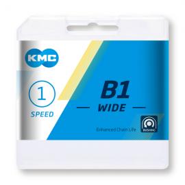 Cadena KMC B1 wide112 eslabones