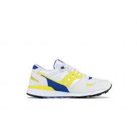 Zapatillas Saucony Azura blanca/amarilla/azul hombre