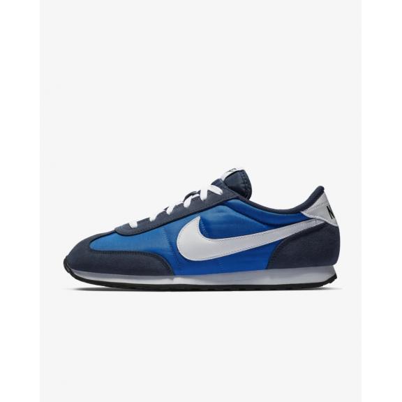 on sale f901c af5bd Zapatillas Nike Mach runner azul hombre
