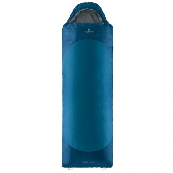 Saco dormir Ferrino Yukon Plus SQ azul/gris