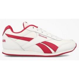 Zapatillas Reebok Royal CLJOG blanco/rosa junior