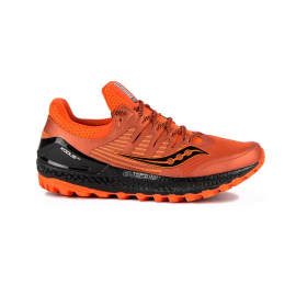 Zapatillas de trail Saucony Xodus ISO 3 naranja/negro hombre