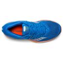 Zapatillas running Saucony Triumph ISO 5 azul/naranja hombre