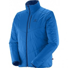 Chaqueta Salomon Drifter Jacket azul hombre