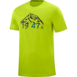 Camiseta Salomon m/c 1947 lima hombre