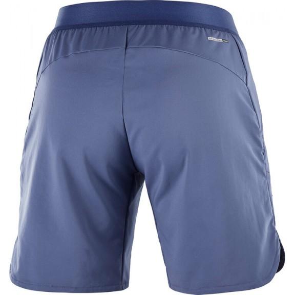 Pantalón corto Salomon Outspeed azul royal mujer