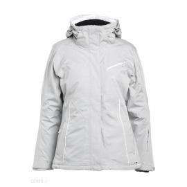 Chaqueta esqui Salomón Fantasy Jacket gris mujer