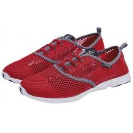 Zapatillas Cressi Aqua rojo/gris unisex