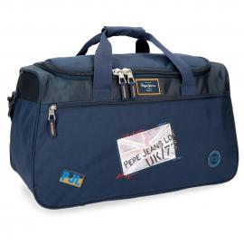 Bolsa de viaje Pepe Jeans Scarf azul