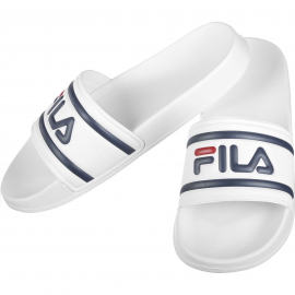 Chancla piscina Fila Morro Bay Slipper blanca