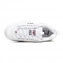 Zapatillas Fila Disruptor Low blanca mujer