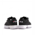 Zapatillas Fila Disruptor Low negra mujer