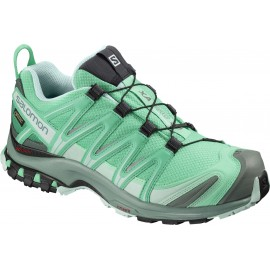 Salomon trail running Salomon Xa Pro 3D GTX W verde mujer