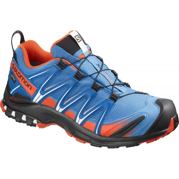 Salomon trail running Salomon Xa Pro 3D GTX azul/nara hombre