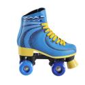 Patin con bota Amaya  Decorado azul