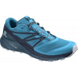 Zapatillas trail running Salomon Sense Ride 2 azul hombre