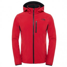 Chaqueta shoft shell The North Face Motili rojo hombre