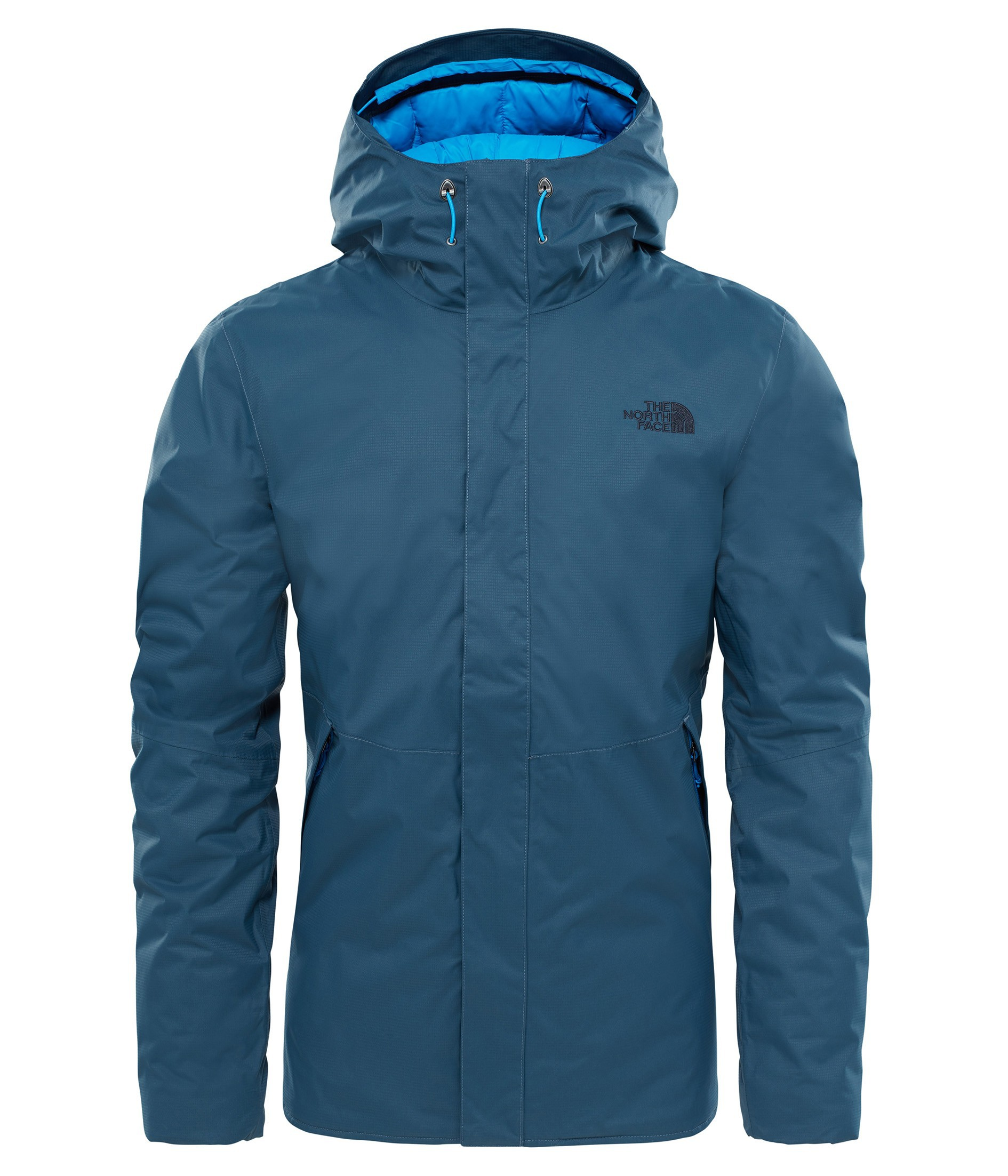 belleza hermosa en color Estados Unidos Chaqueta esqui The North Face Thermoball azul hombre ...