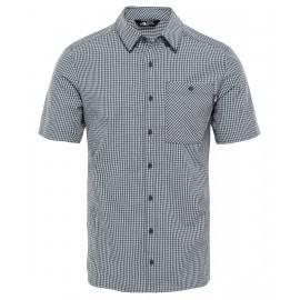 Camisa M/C The North Face Hypress gris hombre