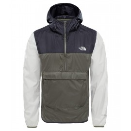 Cortavientos The North Face Fanorak verde hombre
