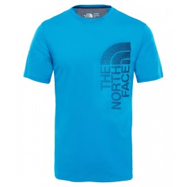 Camiseta M/C The North Face Ondras azul hombre