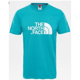 Camiseta M/C The North Face Easy verde hombre
