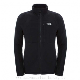 Chaqueta The North Face 200 Shadow Full Zip negro hombre