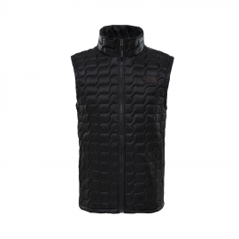 Chaleco pluma The North Face Thermoball negro hombre