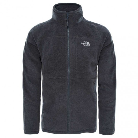 Chaqueta The North Face 200 Shadow Full Zip gris hombre