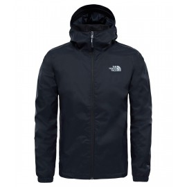 Cortavientos The North Face Quest negro hombre