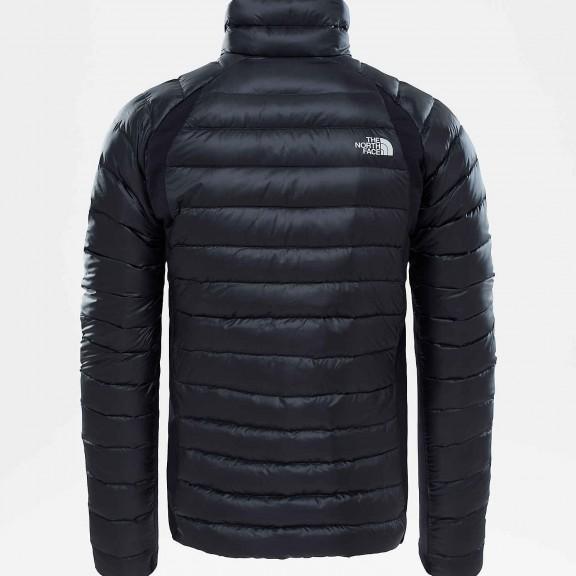 variedades anchas seleccione para el último comprar lujo Plumas The North Face Crimptastic Hybrid negro/gris hombre