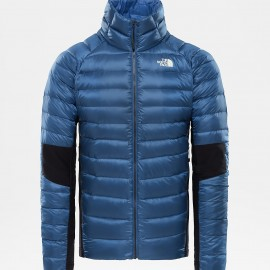 Plumas The North Face Crimptastic Hybrid azul hombre