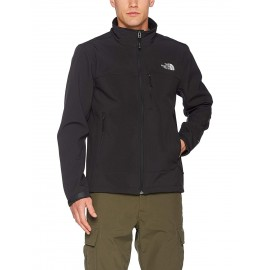 Chaqueta softshell The North Face Apex Bionic negro hombre