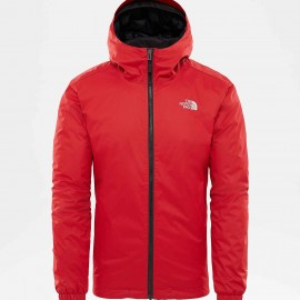Chaqueta The North Face Quest Insulate rojo hombre
