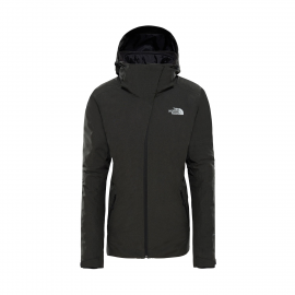 Chaqueta The North Face Inclux Triclimate negro mujer