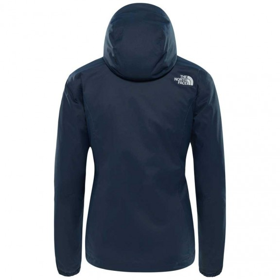 Chaqueta The North Face Quest Insulated azul oscuro mujer